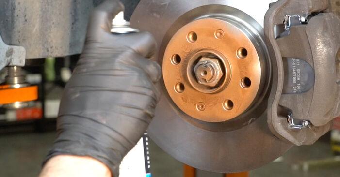Devi sapere come rinnovare Ammortizzatori su FIAT GRANDE PUNTO ? Questo manuale d'officina gratuito ti aiuterà a farlo da solo
