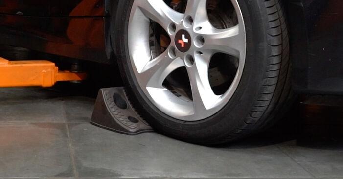 Cómo quitar Amortiguadores en un BMW 1 SERIES 125i 3.0 2010 - instrucciones online fáciles de seguir