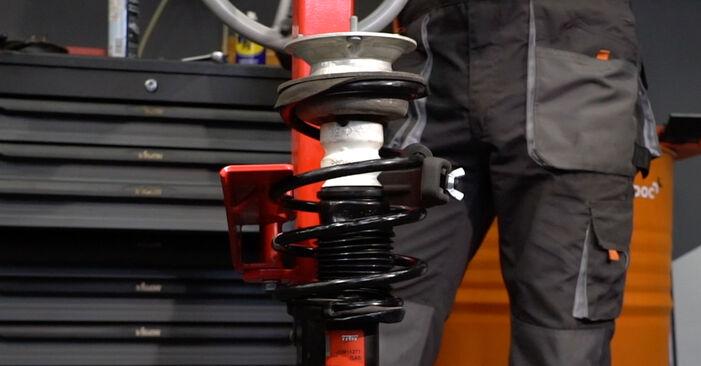 ¿Necesita saber cómo reemplazar Amortiguadores en BMW 1 SERIES ? Este manual de taller gratuito lo ayudará a hacerlo usted mismo.