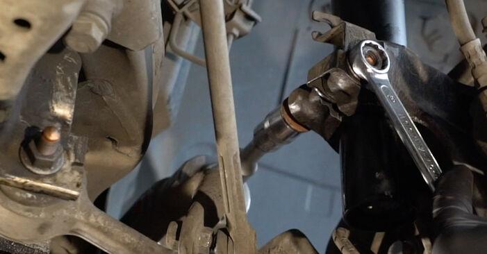 Reemplazo de Amortiguadores en un BMW 1 SERIES 123d 2.0: guías online y video tutoriales
