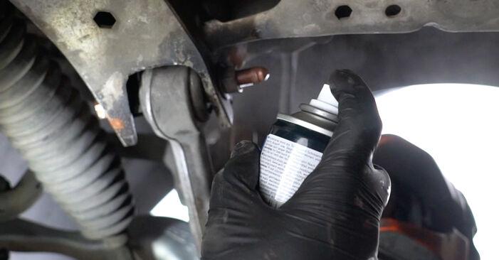 Cómo reemplazar Amortiguadores en un BMW 1 Coupé (E82) 2011: descargue manuales en PDF e instrucciones en video