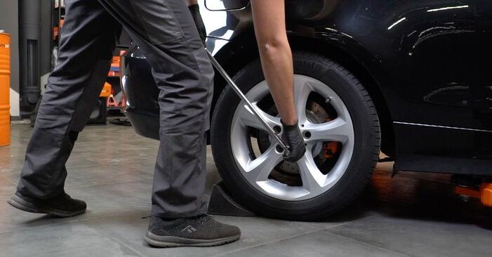 Zamenjajte Blazilnik na BMW E82 2010 120d 2.0 sami