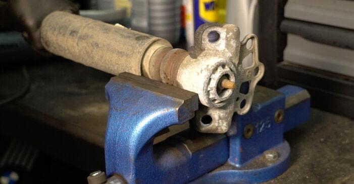 Sostituire Ammortizzatori su FIAT GRANDE PUNTO (199) 1.2 2008 non è più un problema con il nostro tutorial passo-passo