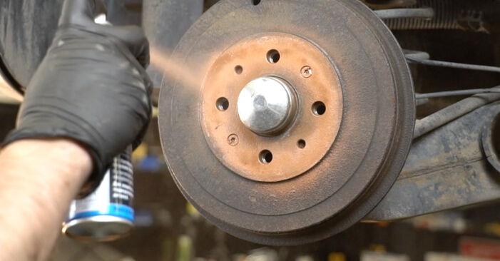 Come sostituire Ammortizzatori su FIAT GRANDE PUNTO (199) 2013: scarica manuali PDF e istruzioni video