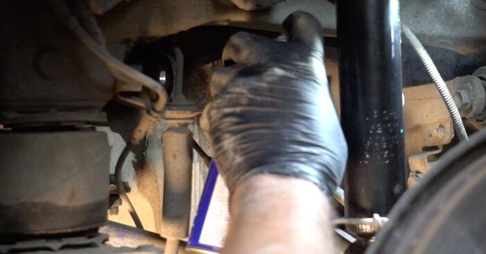 Kako težko to naredite sami: Blazilnik zamenjava na BMW E60 530i 3.0 2007 - prenesite slikovni vodnik