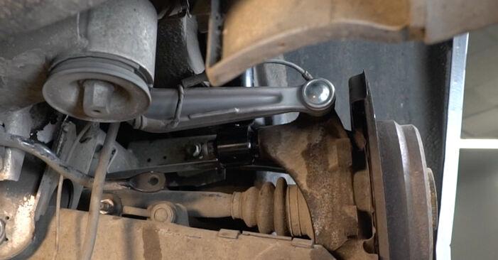 5 Limousine (E39) 525tds 2.5 1997 530d 3.0 Stoßdämpfer - Handbuch zum Wechsel und der Reparatur eigenständig