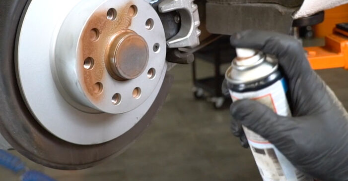How hard is it to do yourself: Shock Absorber replacement on Audi A3 8pa 1.4 TFSI 2009 - download illustrated guide