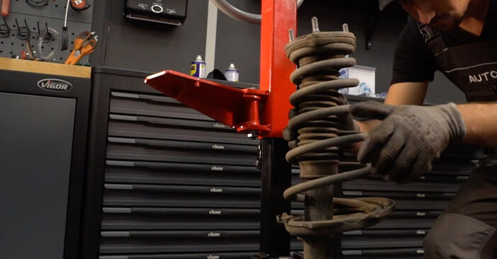 LEXUS RX 3.3 400h AWD Shock Absorber replacement: online guides and video tutorials
