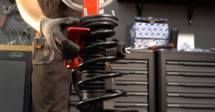 Need to know how to renew Shock Absorber on LEXUS RX ? This free workshop manual will help you to do it yourself