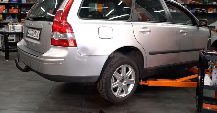 Volvo v50 mw 1.6 D 2005 Amort vahetamine: tasuta töökoja juhendid