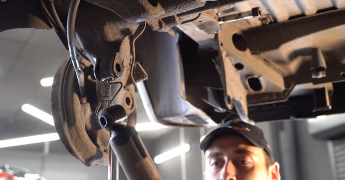 How to change Shock Absorber on CITROËN XSARA PICASSO (N68) 2011 - tips and tricks