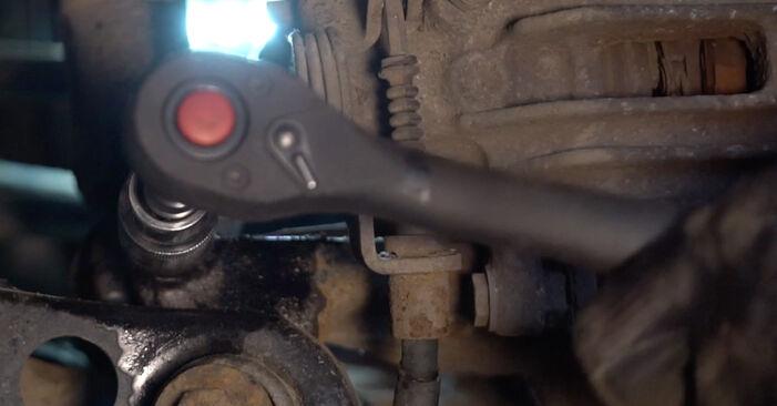 Stoßdämpfer beim AUDI A4 S4 4.2 quattro 2002 selber erneuern - DIY-Manual