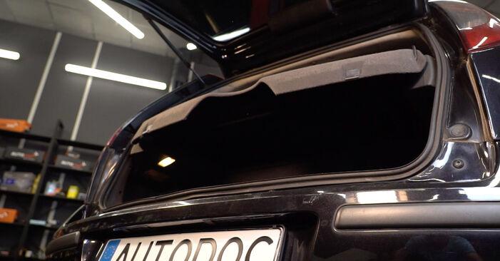 Como trocar Amortecedor no Opel Corsa C 2000 - manuais gratuitos em PDF e vídeo