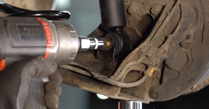 Need to know how to renew Shock Absorber on OPEL CORSA ? This free workshop manual will help you to do it yourself