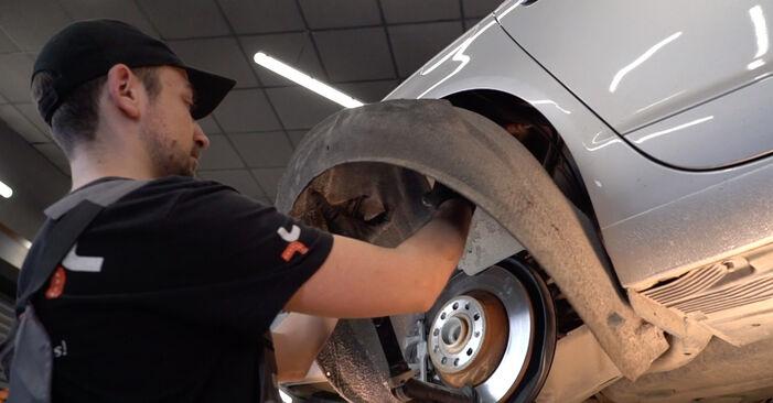 Svojpomocná výmena AUDI A6 Sedan (4F2, C6) 2.4 2010 Tlmič pruzenia – online tutoriál