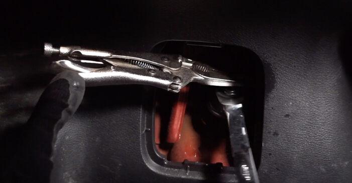 Stoßdämpfer NISSAN LEAF Elektrik 2012 wechseln: Kostenlose Reparaturhandbücher