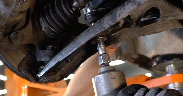 Wie schwer ist es, selbst zu reparieren: Koppelstange CITROËN C1 (PM_, PN_) 1.0 2011 Tausch - Downloaden Sie sich illustrierte Anleitungen