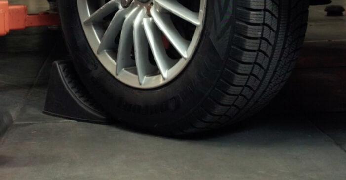 Wie Koppelstange Ford Fiesta V jh jd 1.4 TDCi 2001 tauschen - Kostenlose PDF- und Videoanleitungen