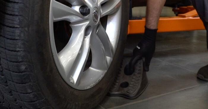 Stap voor stap tips om Nissan Qashqai j10 2011 1.6 dCi Draagarm zelf te wisselen