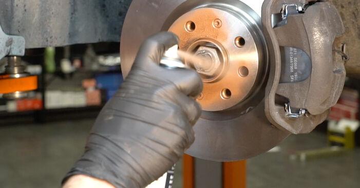 Sostituire Biellette Barra Stabilizzatrice su FIAT GRANDE PUNTO (199) 1.2 2008 non è più un problema con il nostro tutorial passo-passo