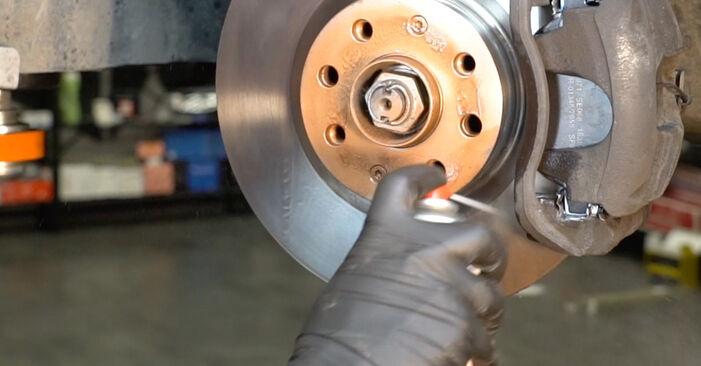 Come cambiare Biellette Barra Stabilizzatrice su Fiat Punto 199 2008 - manuali PDF e video gratuiti