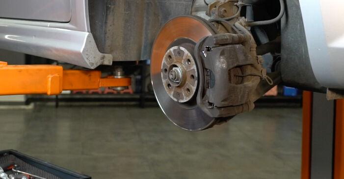 Come rimuovere FIAT GRANDE PUNTO 1.4 T-Jet 2012 Biellette Barra Stabilizzatrice - istruzioni online facili da seguire