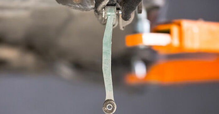 Need to know how to renew Anti Roll Bar Links on MERCEDES-BENZ C-CLASS ? This free workshop manual will help you to do it yourself