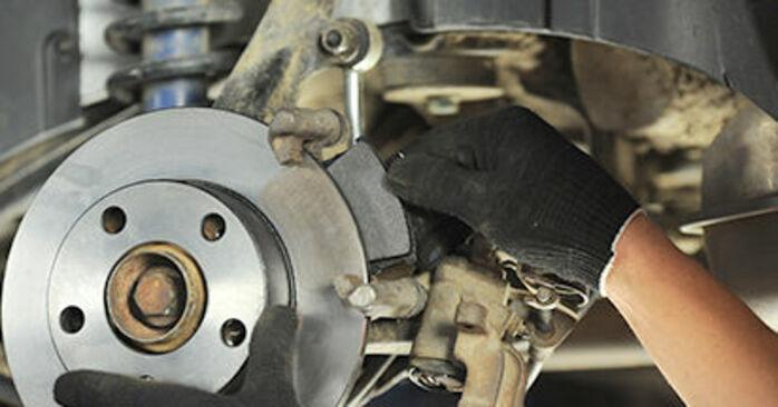 Combien de temps dure le remplacement : Plaquettes de Frein sur Audi A4 B5 1994 - manuel PDF informatif