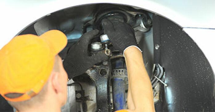 AUDI A4 1.6 Bras de Suspension remplacement: guides en ligne et tutoriels vidéo