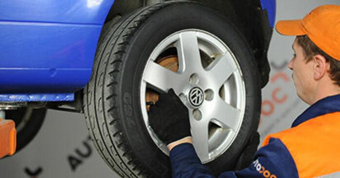 Come sostituire VW Lupo (6X1, 6E1) 1.2 TDI 3L 1999 Freno a Tamburo - manuali passo passo e video guide