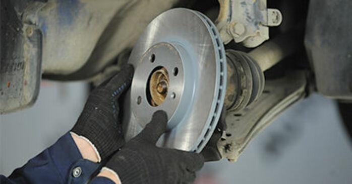 Quanto è difficile il fai da te: sostituzione Cuscinetto Ruota su VW Lupo 6x1 1.6 GTI 2004 - scarica la guida illustrata