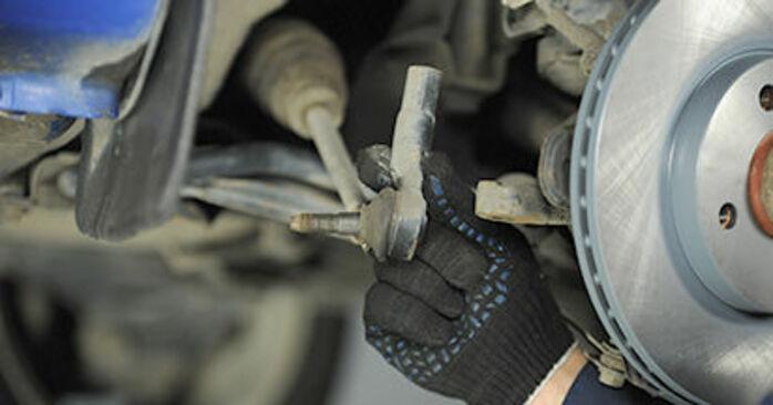 Spurstangenkopf am VW Lupo (6X1, 6E1) 1.7 SDI 2003 wechseln – Laden Sie sich PDF-Handbücher und Videoanleitungen herunter