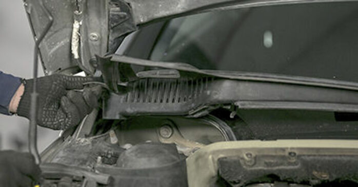 How to replace PEUGEOT 407 (6D_) 2.0 HDi 135 2005 Springs - step-by-step manuals and video guides
