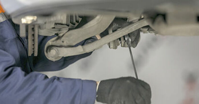 Need to know how to renew Springs on PEUGEOT 407 ? This free workshop manual will help you to do it yourself