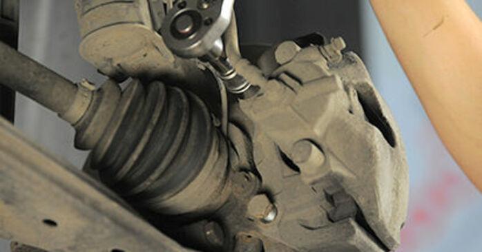 Ile czasu zajmuje wymiana: Tarcza hamulcowa w Opel Astra h l48 2012 - pouczająca instrukcja w formacie PDF