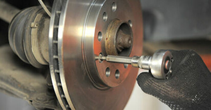 How hard is it to do yourself: Brake Discs replacement on Opel Astra h l48 1.7 CDTI (L48) 2010 - download illustrated guide