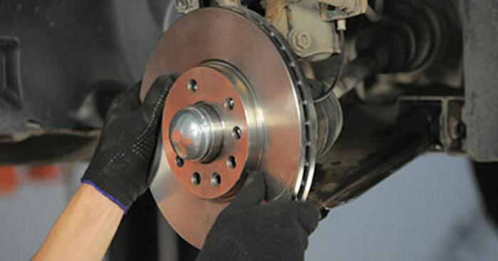 Come cambiare Cuscinetto Ruota su Opel Astra h l48 2004 - manuali PDF e video gratuiti