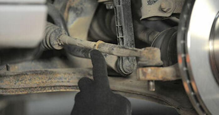 Byt Styrled på OPEL Astra H Hatchback (A04) 1.3 CDTI (L48) 2007 själv