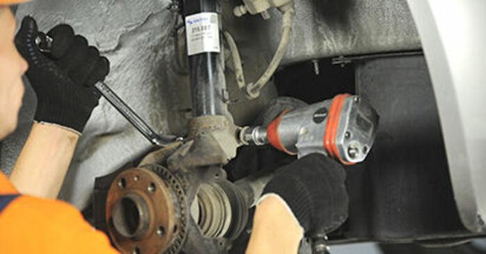 Zweckdienliche Tipps zum Austausch von Radlager beim SKODA OCTAVIA (1U2) RS 1.8 T 2010