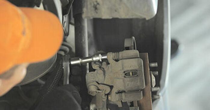 Honda Jazz gd 1.2 i-DSI (GD5, GE2) 2003 Radlager wechseln: Gratis Reparaturanleitungen