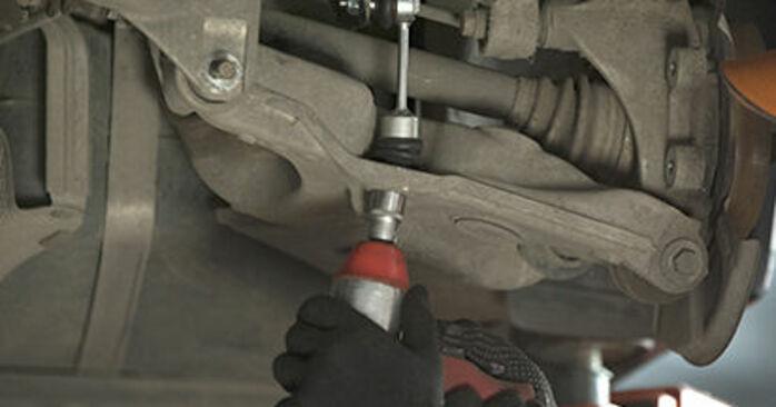 Så byter du Hjullager på BMW 5 Sedan (E60) 2006: ladda ned PDF-manualer och videoinstruktioner