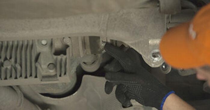 Så byter du Hjullager på BMW 5 Sedan (E60) 2003 – tips och tricks