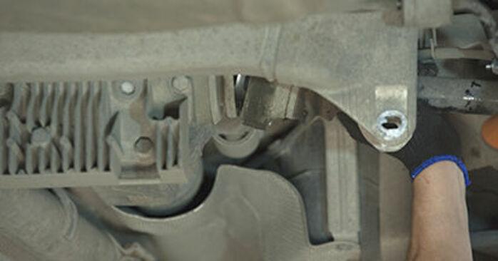 Byta BMW 5 Sedan (E60) 520d 2.0 2005 Hjullager – gör det själv med onlineguide