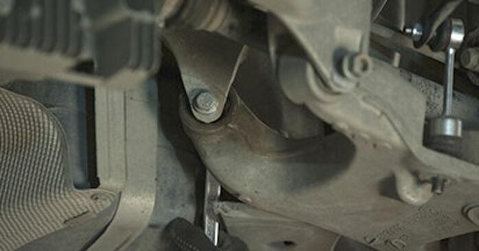 Så svårt är det att göra själv: Byt Hjullager på BMW E60 530i 3.0 2007 – ladda ned illustrerad guide