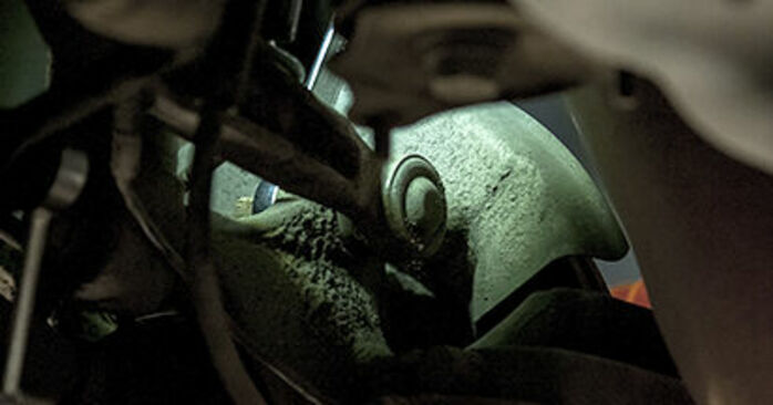 Querlenker Ihres BMW E60 525d 2.5 2009 selbst Wechsel - Gratis Tutorial