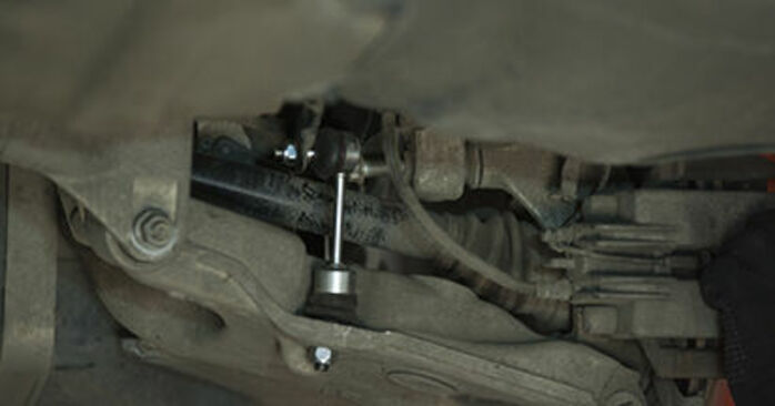 Domlager am BMW 5 Limousine (E60) 535d 3.0 2006 wechseln – Laden Sie sich PDF-Handbücher und Videoanleitungen herunter