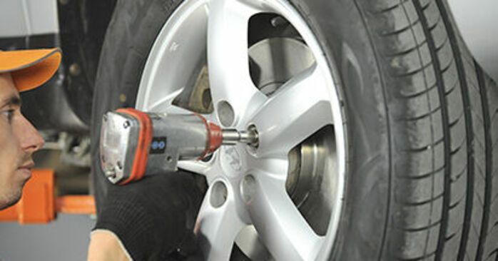 Wie Radlager Hyundai Santa Fe cm 2.2 CRDi 4x4 2005 tauschen - Kostenlose PDF- und Videoanleitungen