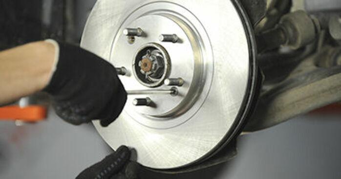 Så byter du Hjullager på HYUNDAI SANTA FÉ II (CM) 2010: ladda ned PDF-manualer och videoinstruktioner