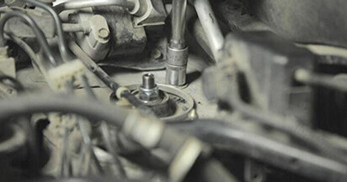 CR-V II (RD_) 2.4 2006 2.2 CTDi (RD9) Domlager - Handbuch zum Wechsel und der Reparatur eigenständig