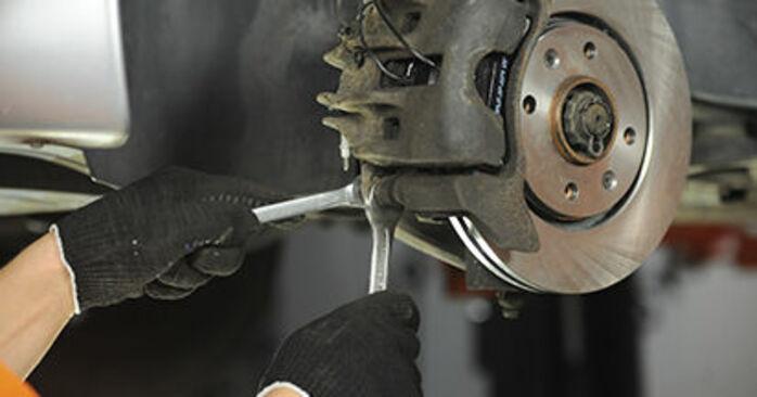 Recommandations étape par étape pour remplacer soi-même Peugeot 406 Break 2000 2.2 Plaquettes de Frein